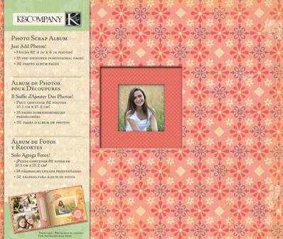 Charmed Cards Crafts K Company Albums