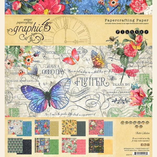 Graphic 45 Flutter