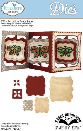 Elizabeth Craft Designs Dies