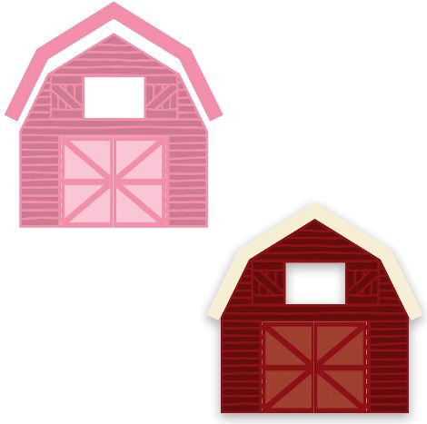 Marianne Design Collectables  Dies - Barn (COL1406)