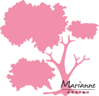 Marianne Design Collectable Dies - Build-a-tree (COL1424)