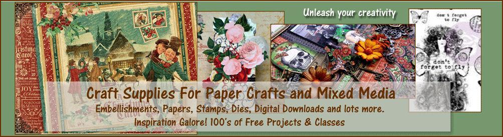 Card Making Supplies Scrapbooking And Craft Supplies Uk