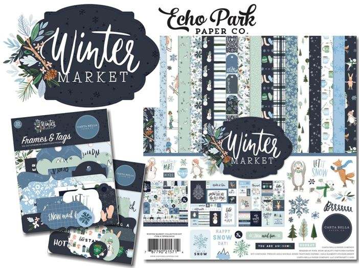 Carta Bella Winter Market