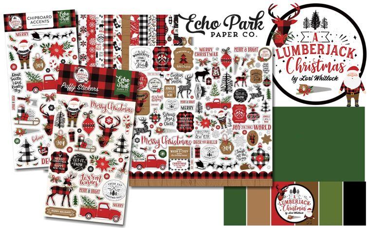 Echo Park A Lumberjack Christmas