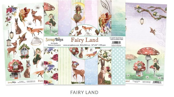 ScrapBoys Fairy Land