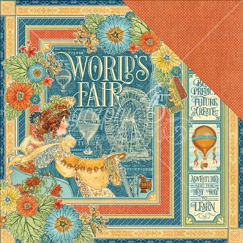 world fair essay World's columbian exhibition, chicago 1893 articles  eds revisiting the white city: american art at the 1893 world's fair  essays by robert rydell and carolyn.