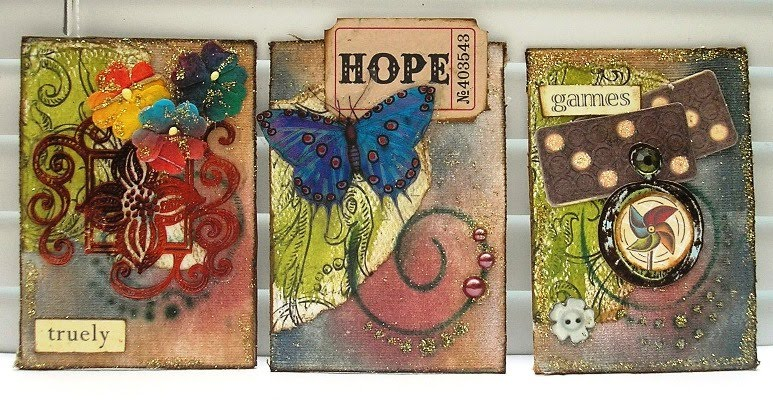Artist Trading Cards Ideas And Examples