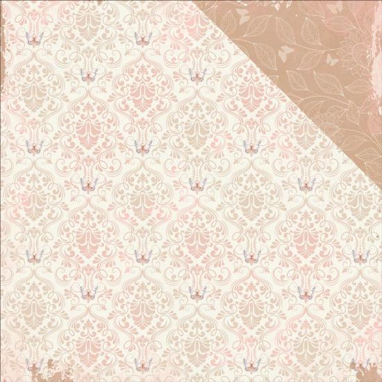 PRE-ORDER: Bo Bunny Butterfly Kisses Paper - Breeze