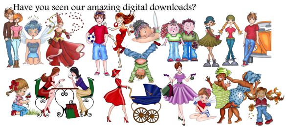 DIGITAL CRAFT DOWNLOADS