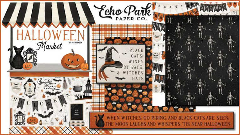 Carta Bella Halloween Market