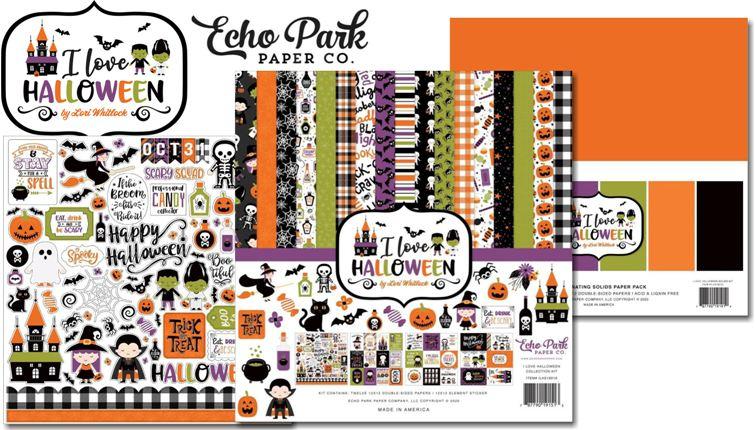 Echo Park I love Halloween