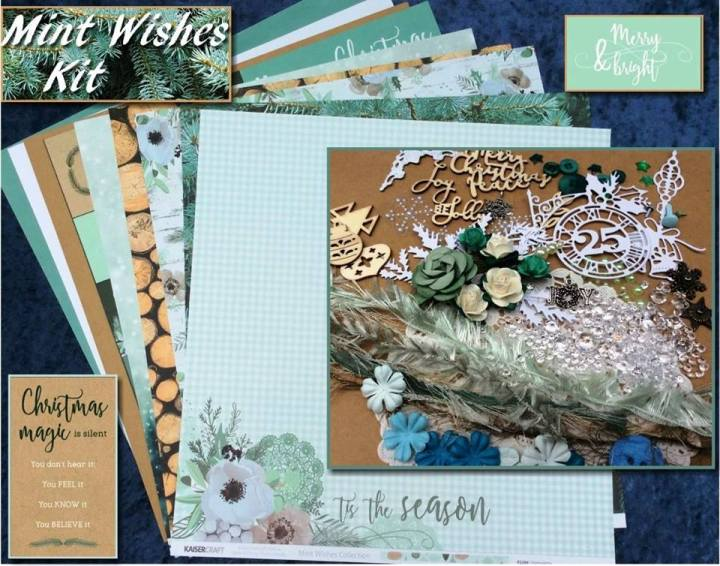 Charmed Cards & Crafts November'17 Kit (MW)