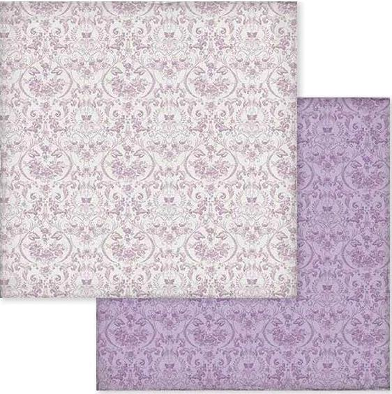 Stamperia Double Sided Paper Provence Texture Wallpaper