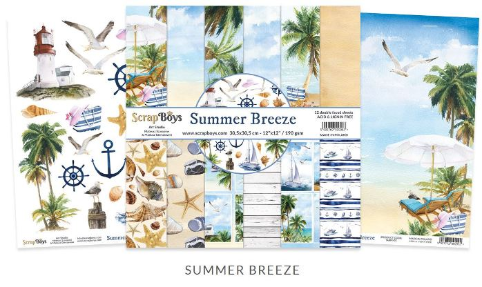 ScrapBoys Summer Breeze