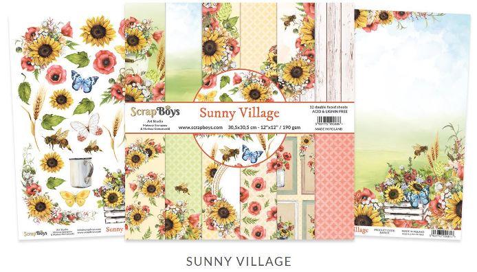 ScrapBoys Sunny Village
