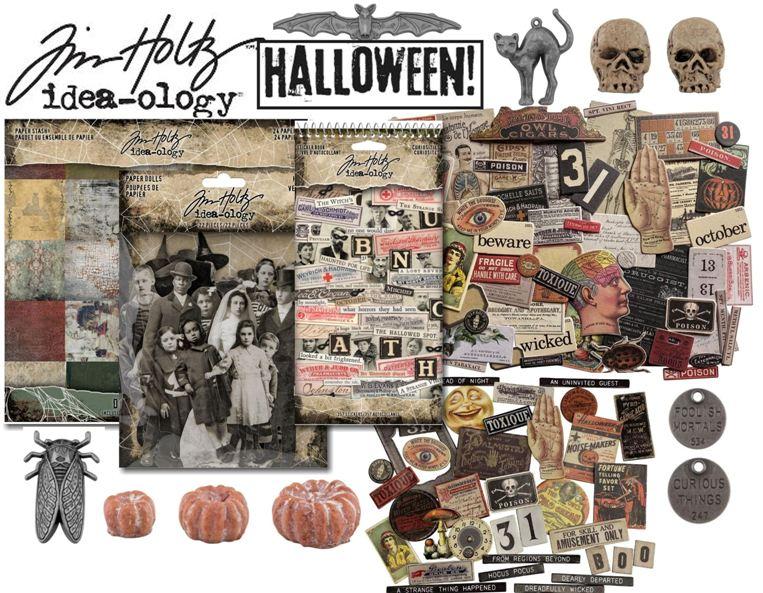 Tim Holtz Halloween 2020